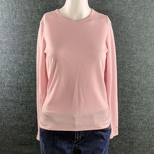 🔥3 for $15🔥Columbia Pink Thermal L. S. Top